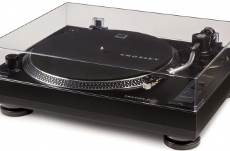 Crosley C200 Direct Drive Turntable Review