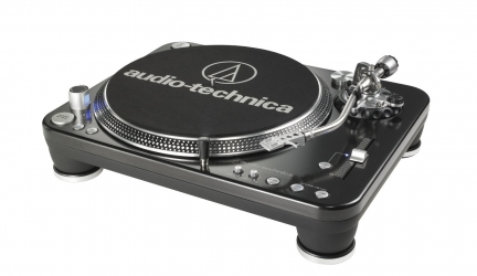 Audio-Technica AT-LP1240USB Review